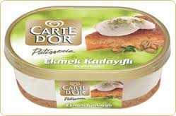 Carte D'Or Patisserie Ekmek Kadayıflı