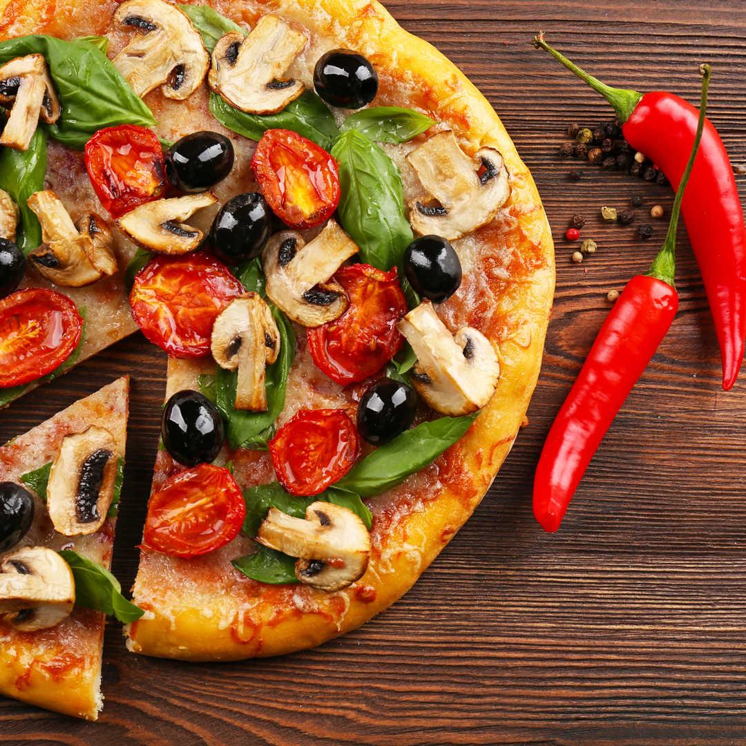 resimli tarif: diyet pizza kaç kalori [11]