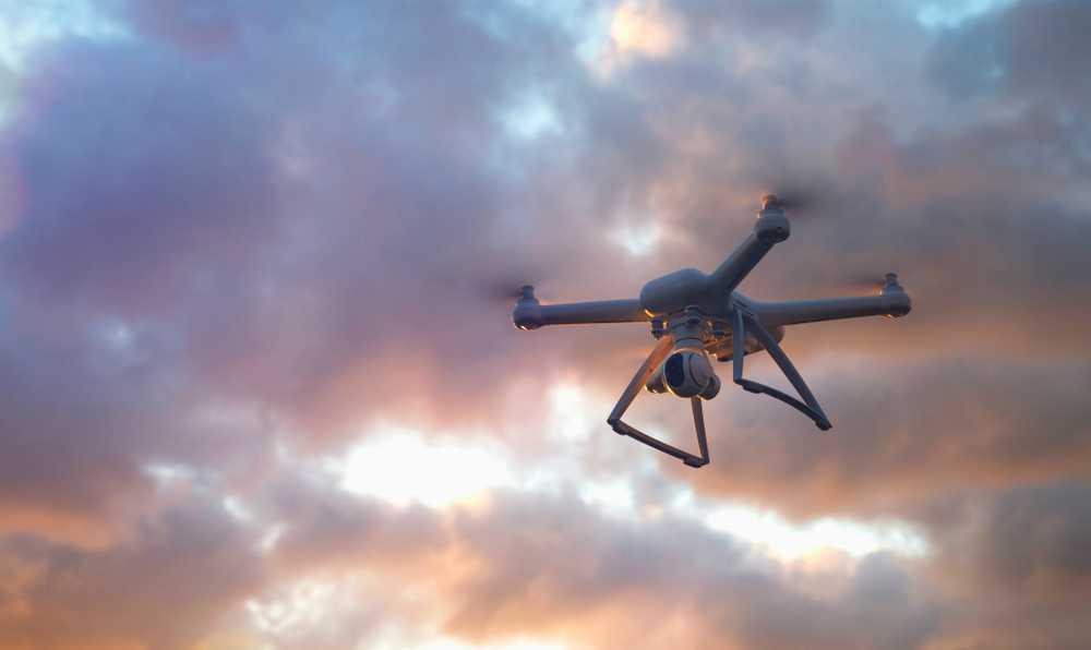 tıbbi drone