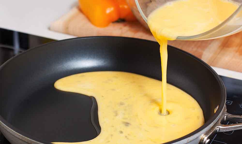omlet nasil yapiliyor