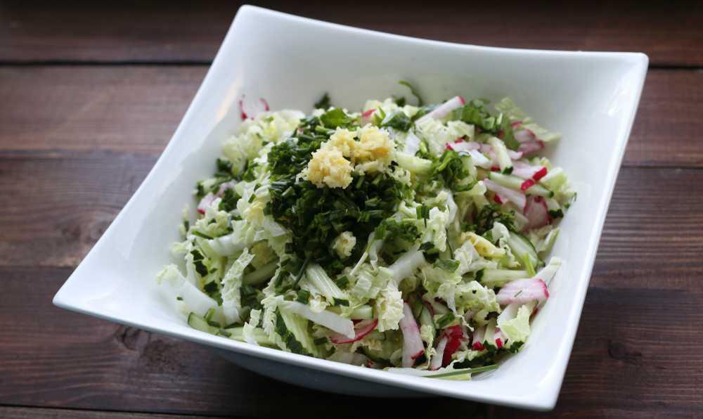 turp salatasi