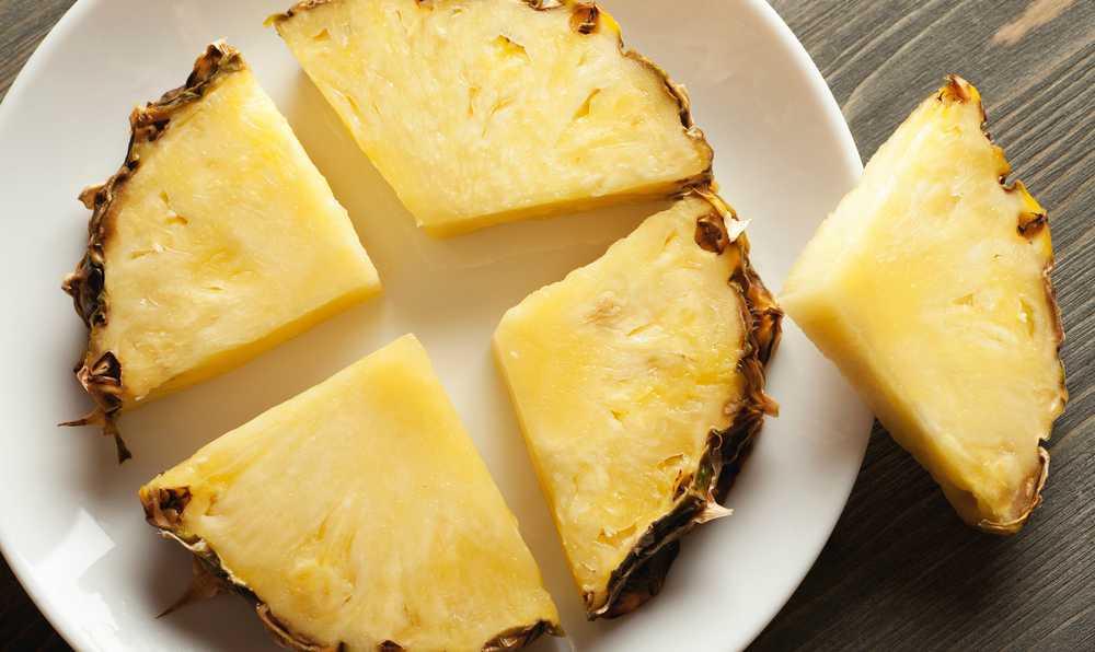 ananas faydalari