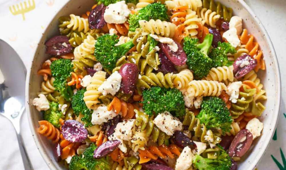 makarna salatasi tarifi