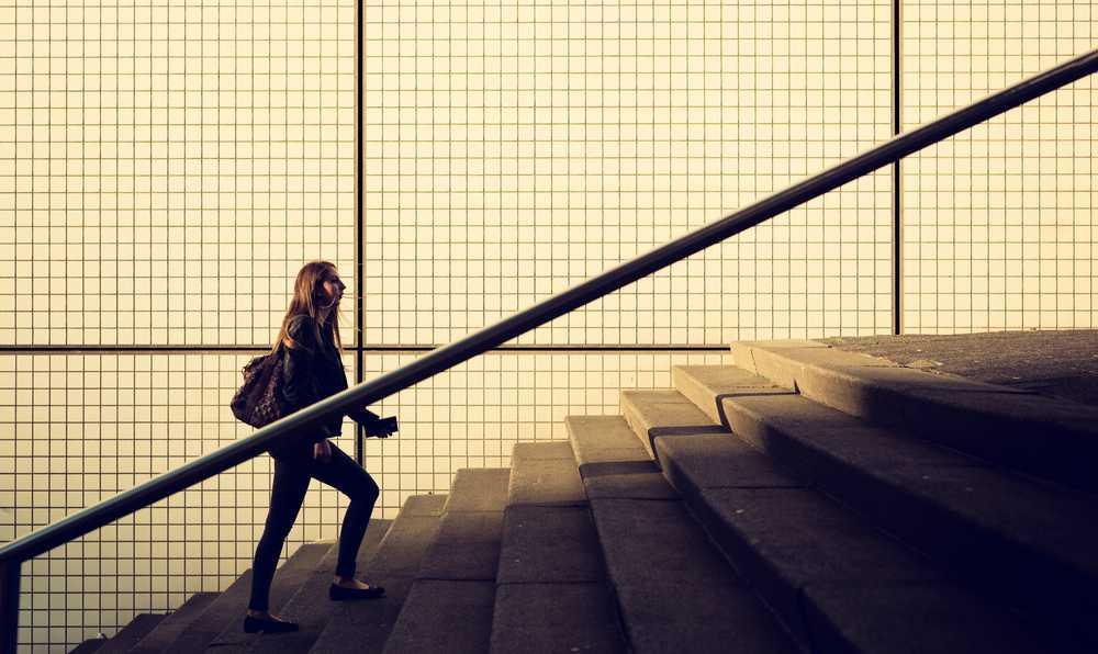 merdiven cikmak