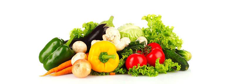 Sebzelerin ve meyvelerin kalorili içeriği 67
