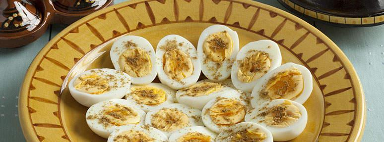 Sahurda Doğal Yumurta tüketin