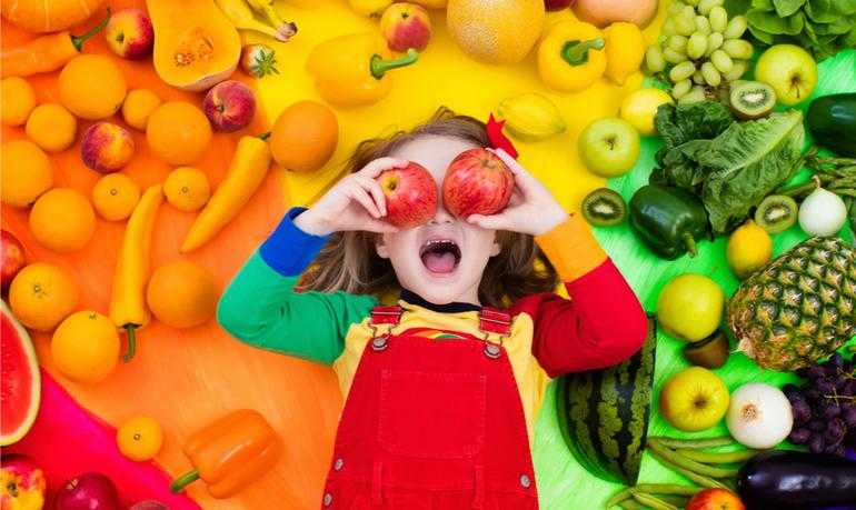 Sebze Ve Meyve Renklerinin Anlamlarını Biliyor Musun?