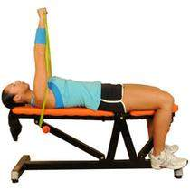 Chest Press With Band