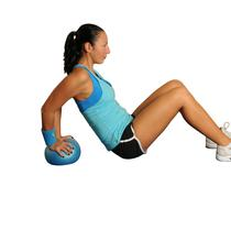 Triceps Dips On Medicine Ball