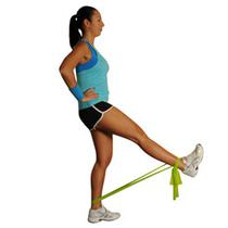 Leg Extension With Band