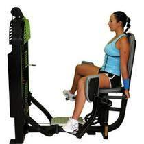 seated hip abduction machine