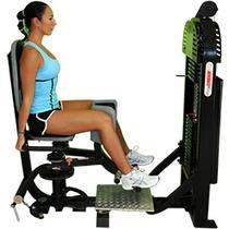 Seated Hip Adduction Machine