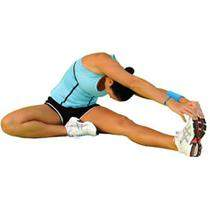 Seated Advanced Hurdler Stretch