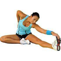 Seated Side Hurdler Stretch