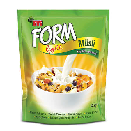 Eti Form Light  Müsli