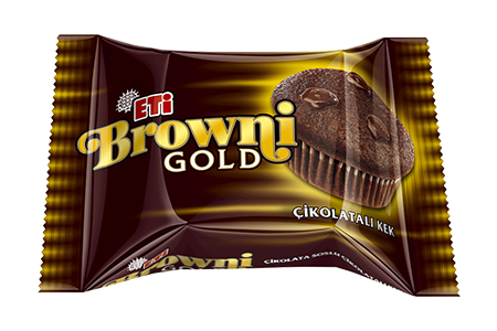 Brownie Gold Çikolata