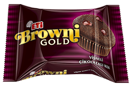 Brownie Gold Vişne