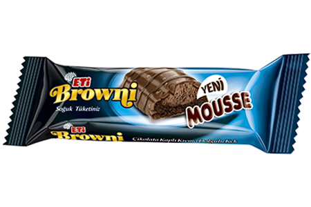 Browni Mousse Vişneli