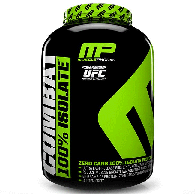 Musclepharm Combat %100 Isolate