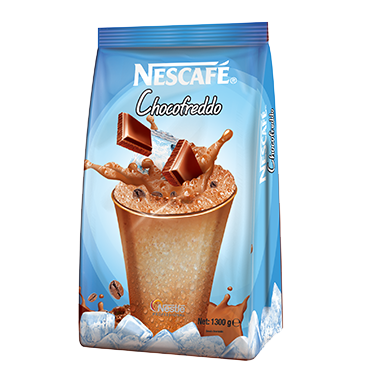 Nescafe Chocofreddo