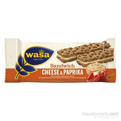 Wasa Sandwich Cream Cheese & Paprika
