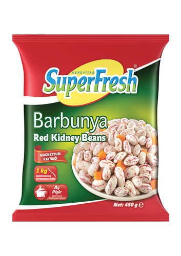 Superfresh Barbunya