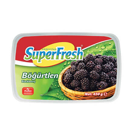 Superfresh Böğürtlen