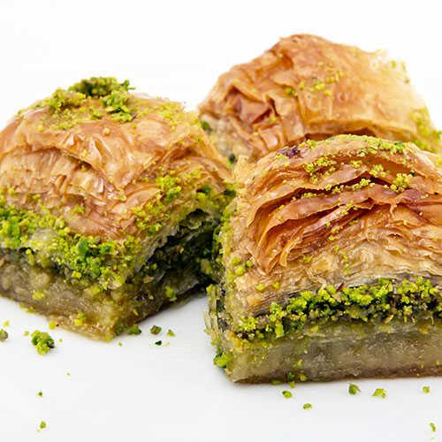 yemek: fıstıklı baklava kaç kalori [1]