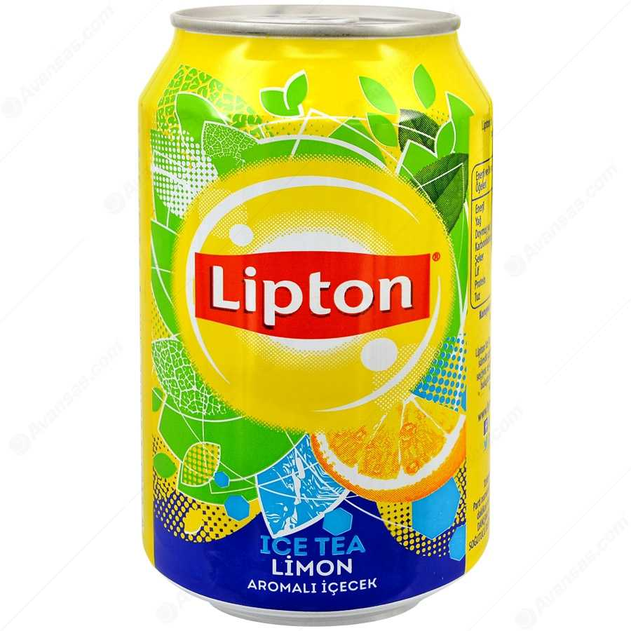 Lipton İce Tea Limon