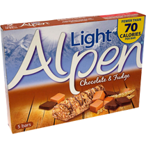Alpen Light Chocolate & Fudge