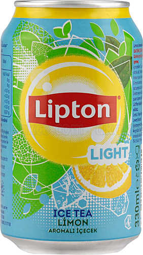 Lipton İce Tea Limon Light