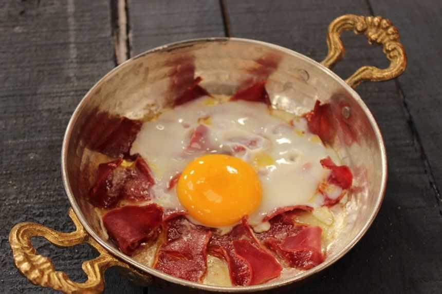 pastırmalı yumurta ile ilgili görsel sonucu
