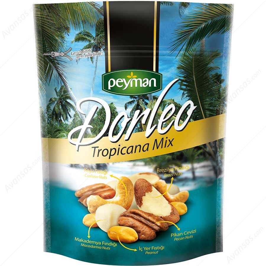 Peyman Dorleo Tropicana Mix