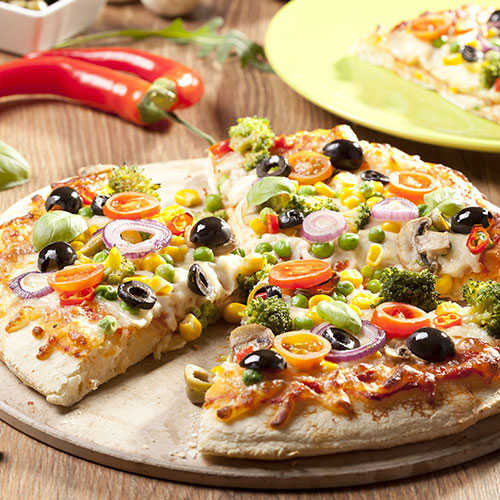 resimli tarif: diyet pizza kaç kalori [6]
