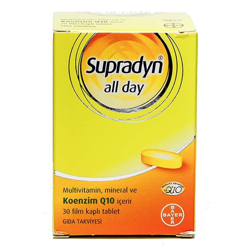 Supradyn All Day