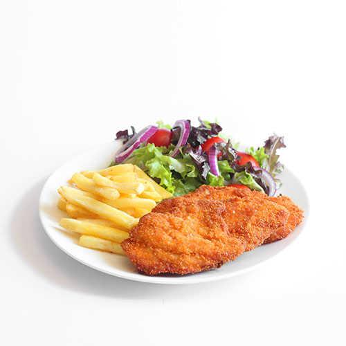 Tavuk cutlet: kalori ve faydaları